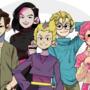 Code Lyoko's full team