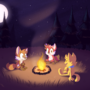 COMM - Campfire Story