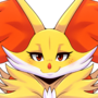 Delphox - Bust Style [Patreon Comm]