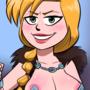 Freyja - Commission
