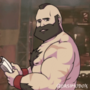 Nod of approval (StreetFighter : Zangief Edition)