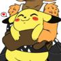 Suey and Pikachu
