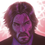 John Wick - Comic Cover