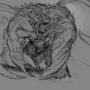 Parasitoid creature