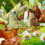 Sheep Forest