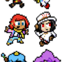 Gloomverse Stickers Remade