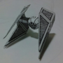 Star Wars Papercraft - Empire TIE Fighters
