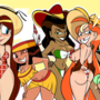 The Bikini Cowboys