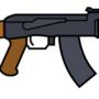 Portal Turret AMV AK-47