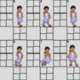 Character Sprite Sheet 1