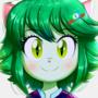 .:Green:. (New OC)