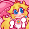 SmashBros Princess Peach