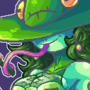 [FanArt]Frog Witch Lily