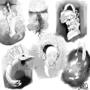 uncoloured doodles 1