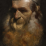 My master study of one of Robert Sterls paintings