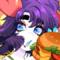 Mega Cheeseburger Meal 🍔✨