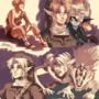 More Twilight Princess Doodles
