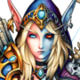 Two faces of Sylvanas