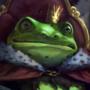 Morgan the Frog