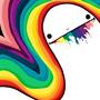 Regurgitate The Rainbow by Scwiggle