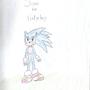 Sonic The Hedgehog by xMrJoeyx