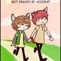 Best Friends by RedMiel