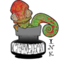 Chameleon Ink Cartoon Logo by ChaminkProductions