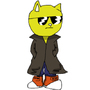 [KK] Super Cool Flasher Cat by Joey-Kazaam