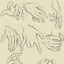 Hand Sketches 2