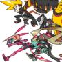 InvasionPanic Characters