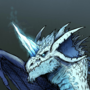 Blue and White dragon hybrid