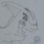 Kawaii Parasaur