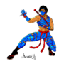 Jago Killer Instinct Gold quick sketch