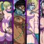 MK11 - 'Kahn's Concubines' Wallpaper