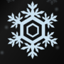 Snowflakos wolpapor