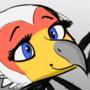 Secretary bird?
