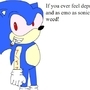 If sonic did weed....