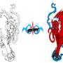 Flame Panther by ShinFalga