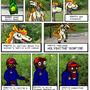 Spark Comic #3 - Worry Seed