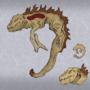 Pre-Mutation Shin-Godzilla! (Godzilla stage 0)