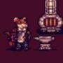 The Blacksmith Ferret