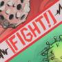 New Challenger: Corona Virus Poster