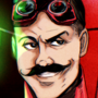 Dr.Robotnik (Sonic the Hedgehog Movie Pin-Up)