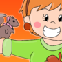 Squirrel Girl Jr. and Dippy Doo