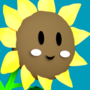 I am Sunflower(*^-^*)