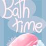 Loli and Marva - Bath time (Cover)