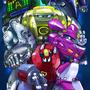 Portal Bot Posse by MindChamber