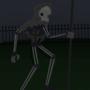 Robot Grim Reaper by Puna