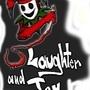 Scarlette Clown Tshirt Design