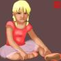 Little Dancer by BloodyAngel88